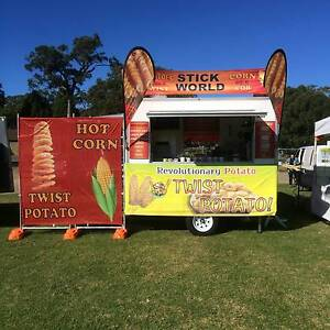 Twist Potato and Corn on the Cob Business for sale Chester Hill Bankstown Area Preview