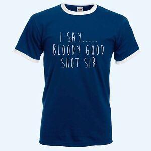 I-DICE-Sangriento-Good-Shot-Sir-Simplemente-lovleh-Camiseta