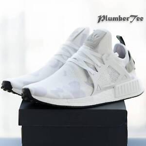 W US7.5 Brand New Adidas Original NMD XR1 Camo White Melbourne CBD Melbourne City Preview