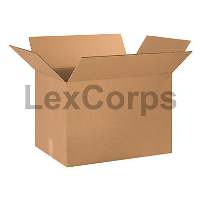 20 Qty 24x16x16 Shipping Boxes Lc Mailing Moving Cardboard Storage Packing