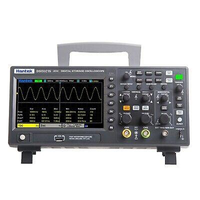 Hantek Digital Storage Oscilloscope 2ch 150mhz 1gss Dso2c152d15 Signal Source