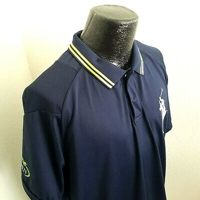 9dedb1cfa Rare Polo Ralph Lauren US Open 2011 Blue Polo Shirt Size XXL
