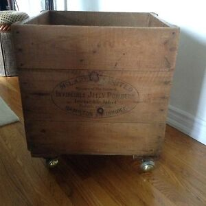 Large Wooden Box