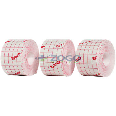 """Hypafix Tape 2"""" x 10 Yards - Pack of 3 Rolls - New in Box"""