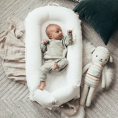 DockATot Nusery Bedding Set Deluxe + Dock Luxury Lounger for New Born Baby