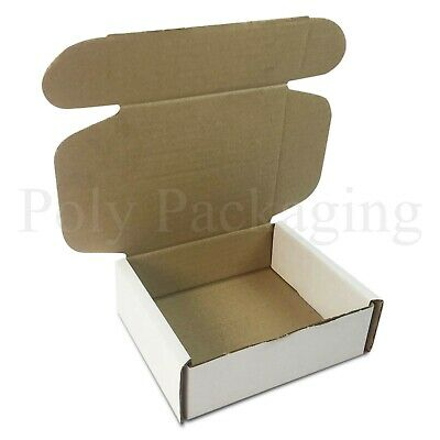 1000 x WHITE Posting Boxes 140x130x50mm(5.5x5x2