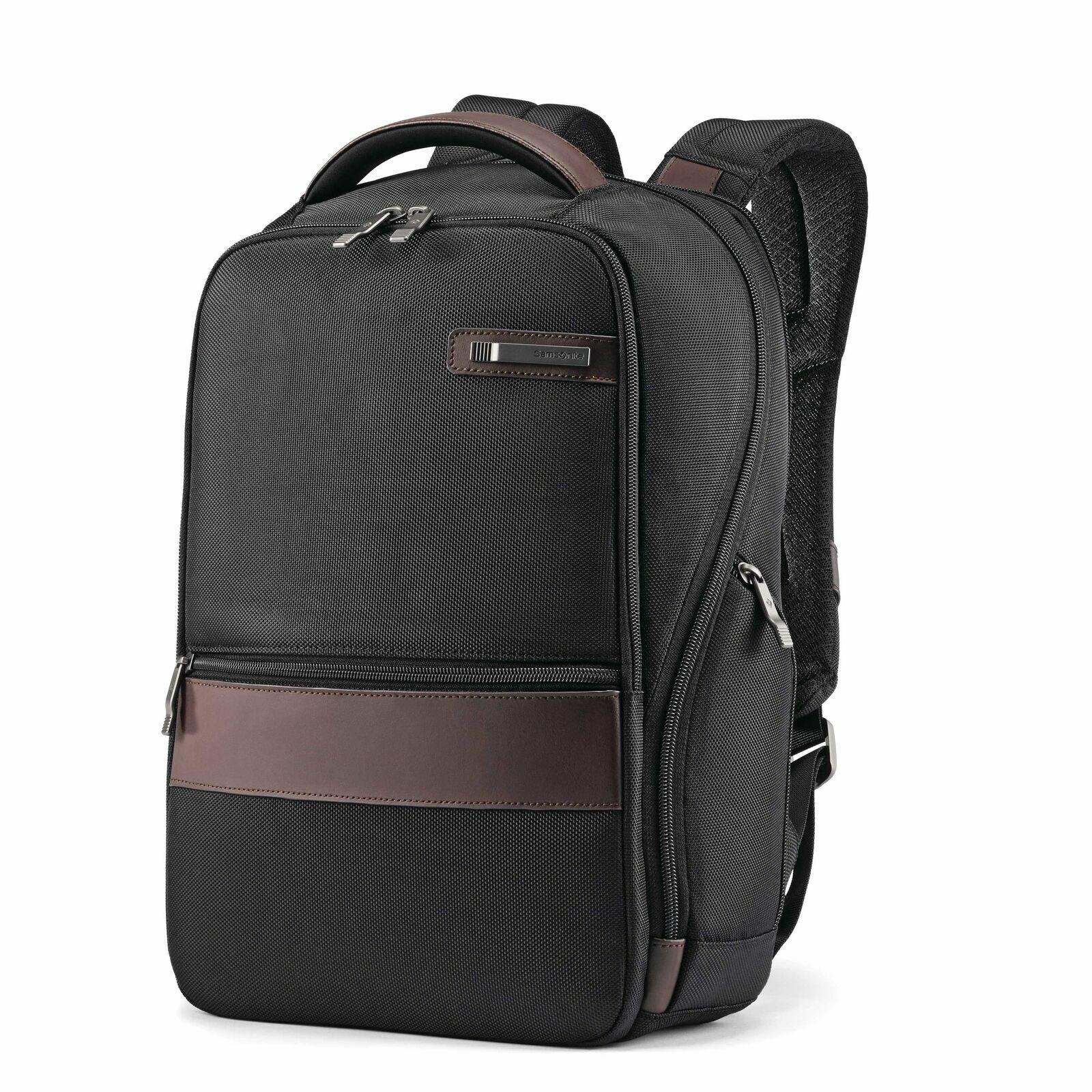 """Samsonite Kombi Small 14"""" Laptop Backpack"""