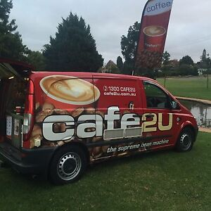 Business for sale -Cafe2u Mobile coffee/ food van Gowrie Junction Toowoomba Surrounds Preview