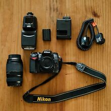 Like New Nikon D7000, Lens & Extras Holland Park Brisbane South West Preview