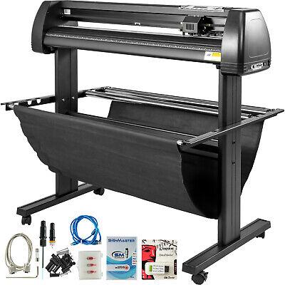 28 Cutter Vinyl Cutter Plotter Sign Cutting Machine Wsoftware Supplies