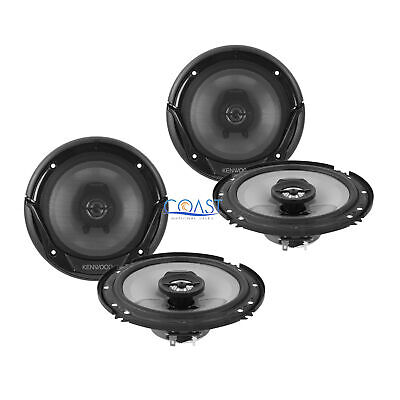 "2X Kenwood Car Audio 6-1/2"" 2-Way 300W Sport Series Flush Mount Speaker System  for sale  Shipping to Nigeria"