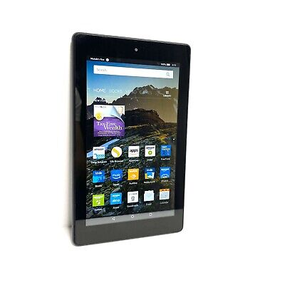 Amazon Kindle Fire HD  7 inch 16 GB Tablet with Alexa 7th Generation