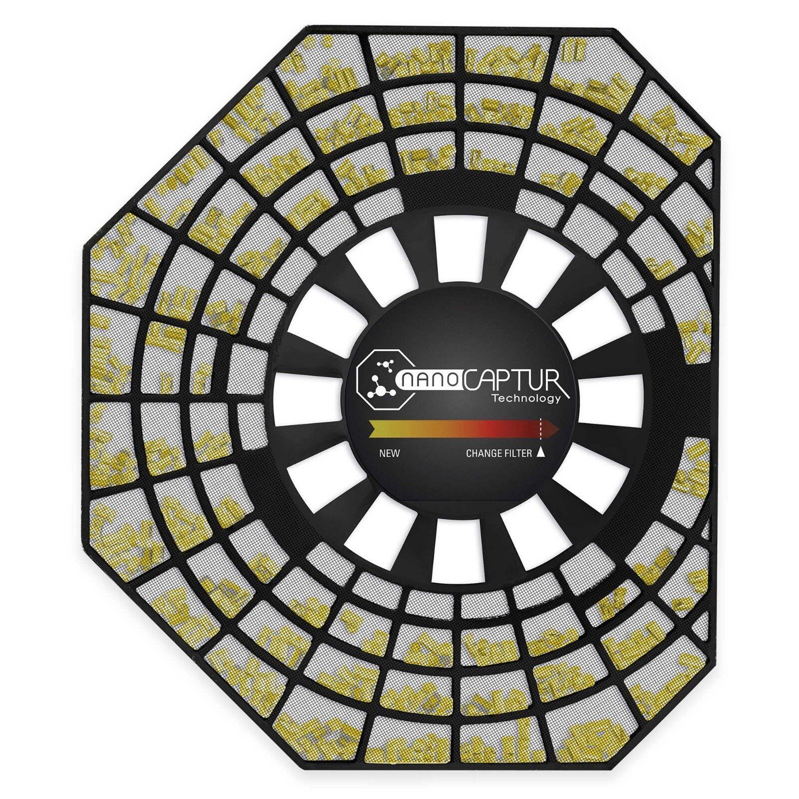 New Nano Captu Technology Filter for Rowenta Intense Pure Air Auto Purifier
