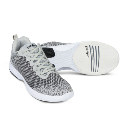 Mens KR Strikeforce AVIATOR Bowling Shoes Color Grey Sizes 7 - 14 NEW