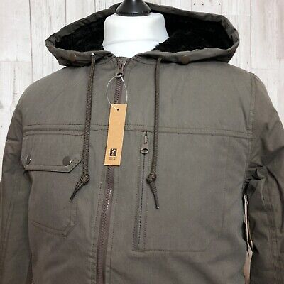 Vans Linneman MTE Parka Jacket. Small. Reduced  Sale RRP £160 / Coat Quilted