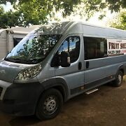 2007 Fiat Ducatio maxi van or camper Lancefield Macedon Ranges Preview