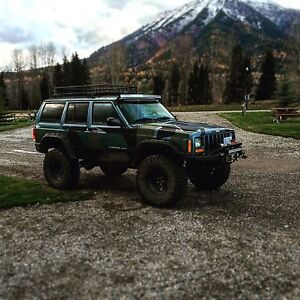Lifted Cherokee want gone!! Price drop!!!! Come get it !!!