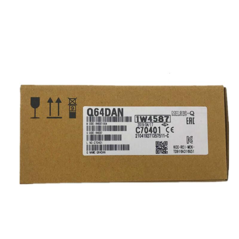 Brand New MITSUBISHI Q64DAN Function Module for Programmable Logic Controller