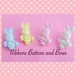 Ribbons Buttons and Bows
