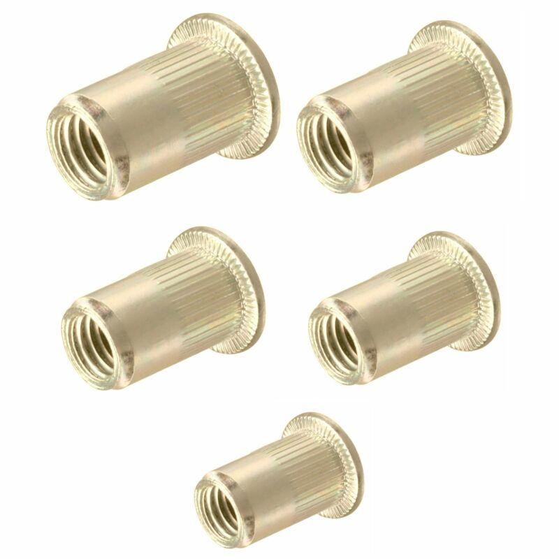 340 Qty Assorted UNC Rivet Nuts - 5 Sizes 8-32, 10-24, 1/4-20, 5/16-18 & 3/8-16
