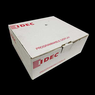 New Idec Hg3g-8jt22mf-b Hmi 10.4 Color Programmable Display 800x600 24vdc