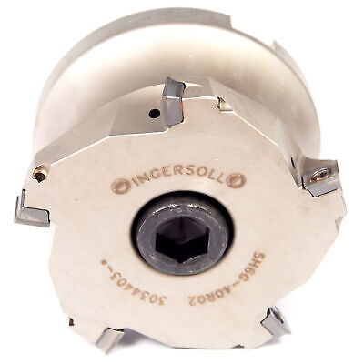 Ingersoll Indexable Face Mill 4 5fl 5h6g-40r02