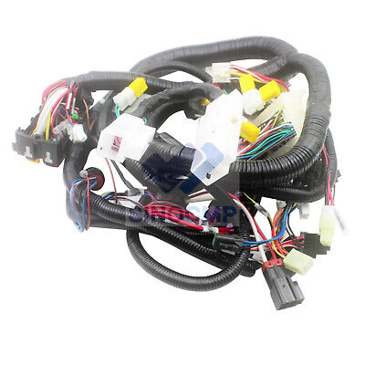 Ex200-2 Inner Wiring Harness 0001044 For Hitachi Excavator Cabin Wire Cable