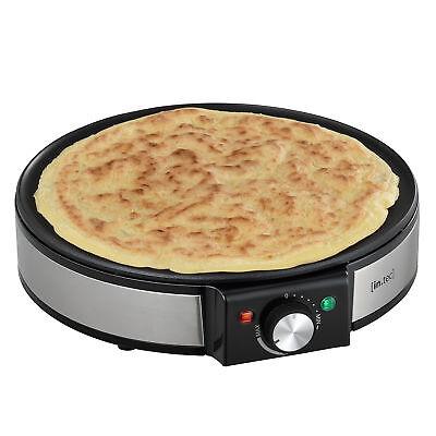 Crepes Platte Crepe Maker Wrapmaker Pfannkuchen-Pfanne Omelette Wrap
