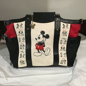 Disney Mickey Mouse Tote Bag Brand New