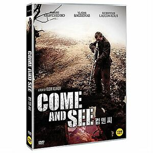 Come and See - UK Region 2 Compatible DVD  Aleksey Kravchenko, Olga Mironova NEW