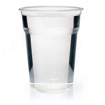 Bierbecher 400x 0,4l Ausschankbecher 400 ml PP Becher Trinkbecher Plastikbecher ()