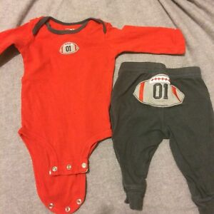 Carters 3month outfits
