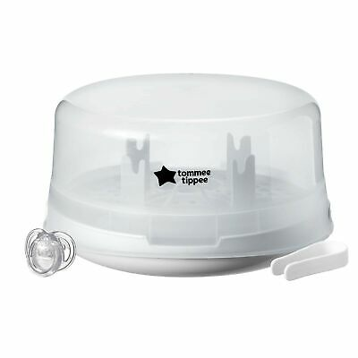Tommee Tippee Closer to Nature Microwave Steam Steriliser,