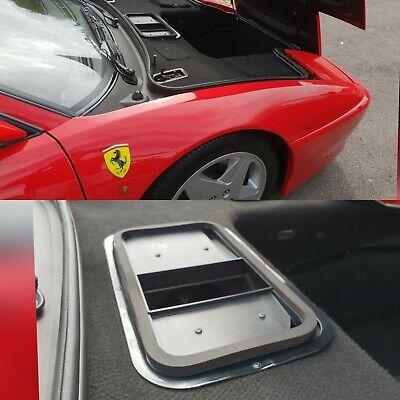 Ferrari 348 / F355 foam rubber seal EPDM Upper gasket for under bonnet intake
