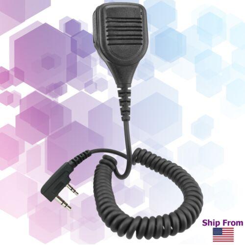 Shoulder Speaker Microphone for Baofeng UV-5R UV-8R BF-888 Retevis H-777 RT-5R