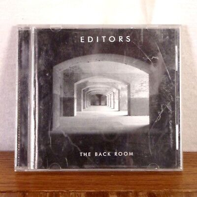 Editors The Back Room CD Album 2005 Küchengeräte Playgraded M ()