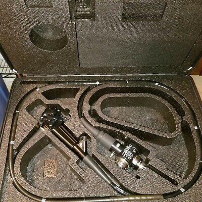 Olympus Cf-140l Colonoscope Wvalve Covers Carry-case