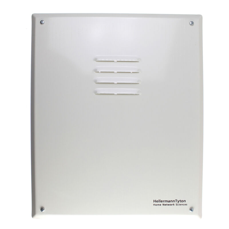 HELLERMAN TYTON RE18 RESIDENTIAL ENCLOSURE STRUCTURED WIRING BOX