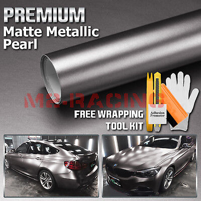 3M 1080 M12 MATTE BLACK Vinyl Vehicle Car Wrap Trim Decal Film Sheet Roll