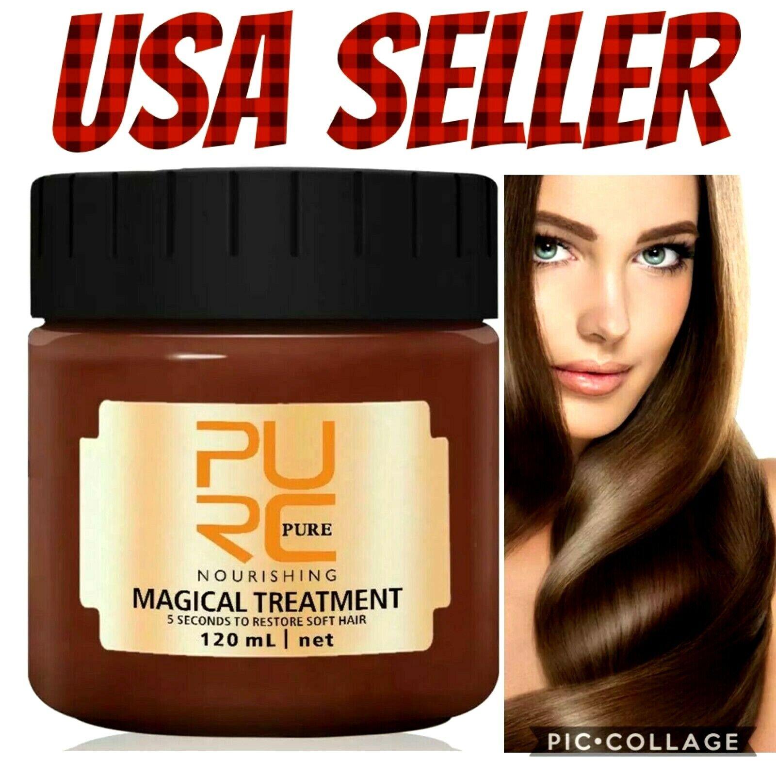 Advanced Molecular Hair Roots Repair Treatment Hair Bouncy M