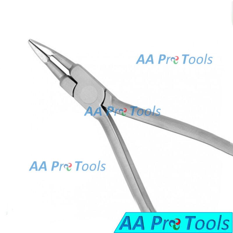 AA Pro: Slim Weingart Pliers with Serrations Orthodontic Pliers Dental Tools Lab