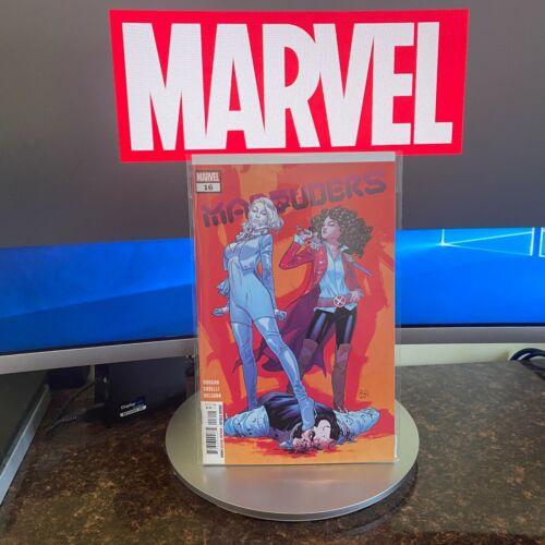 Marauders #16 2020 Marvel Comics