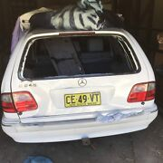 Wrecking Mercedes parts Villawood Bankstown Area Preview