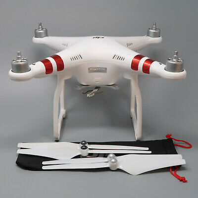 DJI Phantom 3 Standard Drone QUADCOPTER ONLY and props - Leg Damage