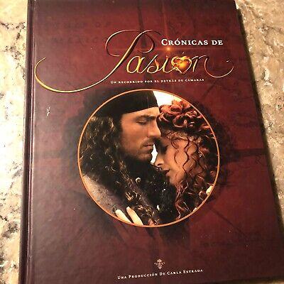 Cronicas De Pasion Libro De Collecion Tv Y Novelas
