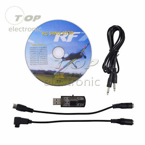 22 in 1 RC Flight Simulator Cable for G7 Phoenix 5.0 Aerofly XTR VRC FPV Racing