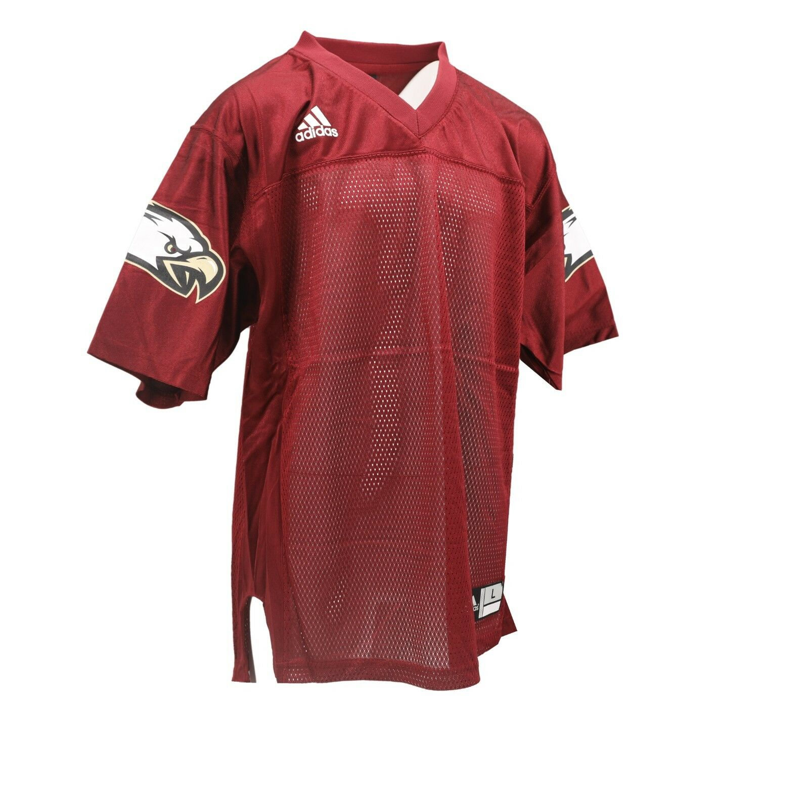 hot sales be459 b7a37 Details about Boston College Eagles Official NCAA Adidas Kids Youth Size  Football Jersey New