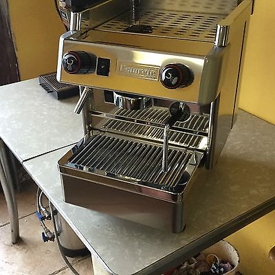 New Futurete Espresso Machine 1-group 110v