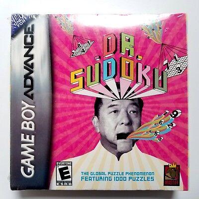 Dr. Sudoku (Nintendo Game Boy Advance, 2006)