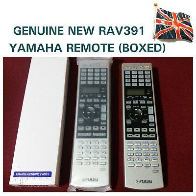 Yamaha Remote Control RAV391 Genuine Boxed WN984500 DSP-Z7 RX-Z7 WN98450 UK STK